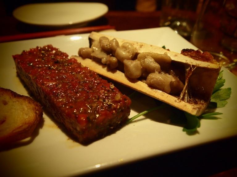 Sakamai beef tartare