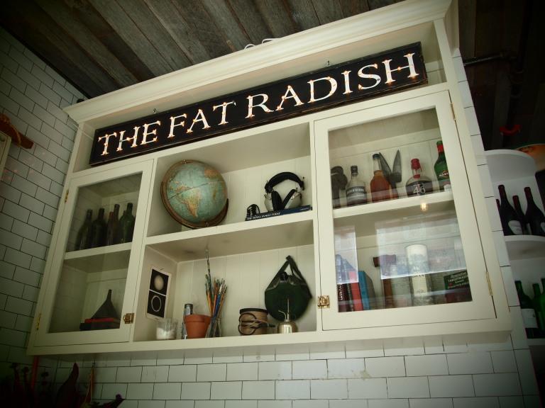 fat radish