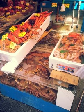 Travel Series: Tokyo, Japan, TsukijiMarket