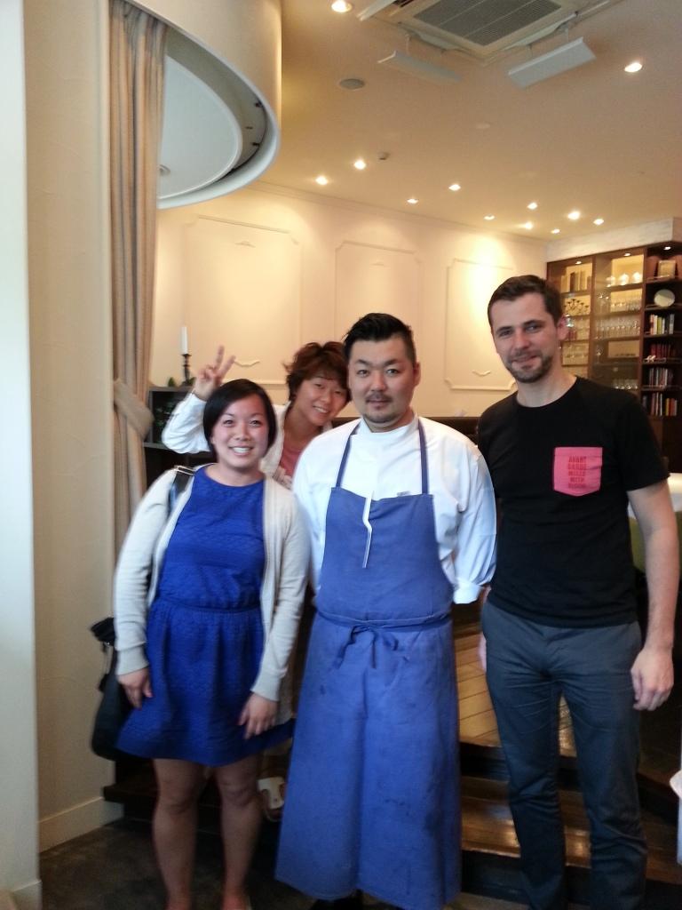 chef yusuke takada