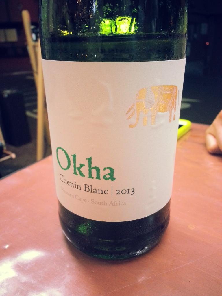 okha wine